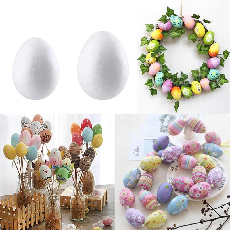 Décoration de bouquets et couronnes de Pâques