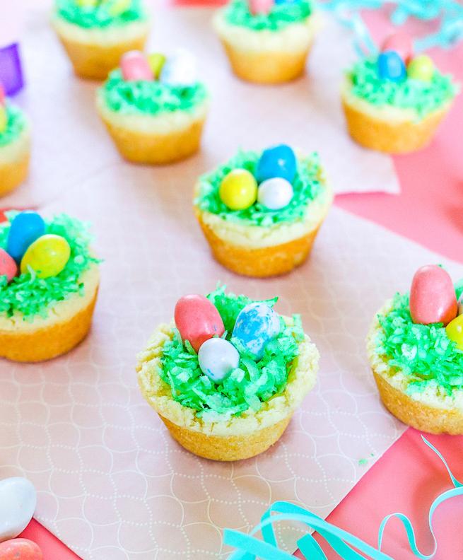 Dessert de Pâques - muffins faciles et délicieux