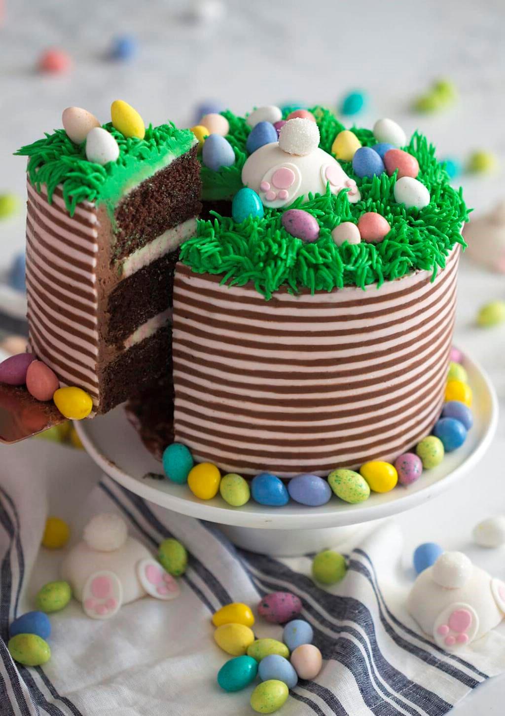 Recette de cake festif.