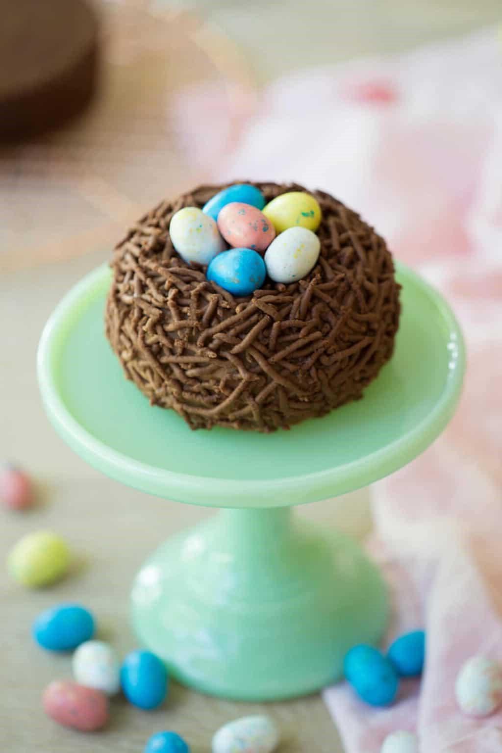 Mini cake pour la fête.