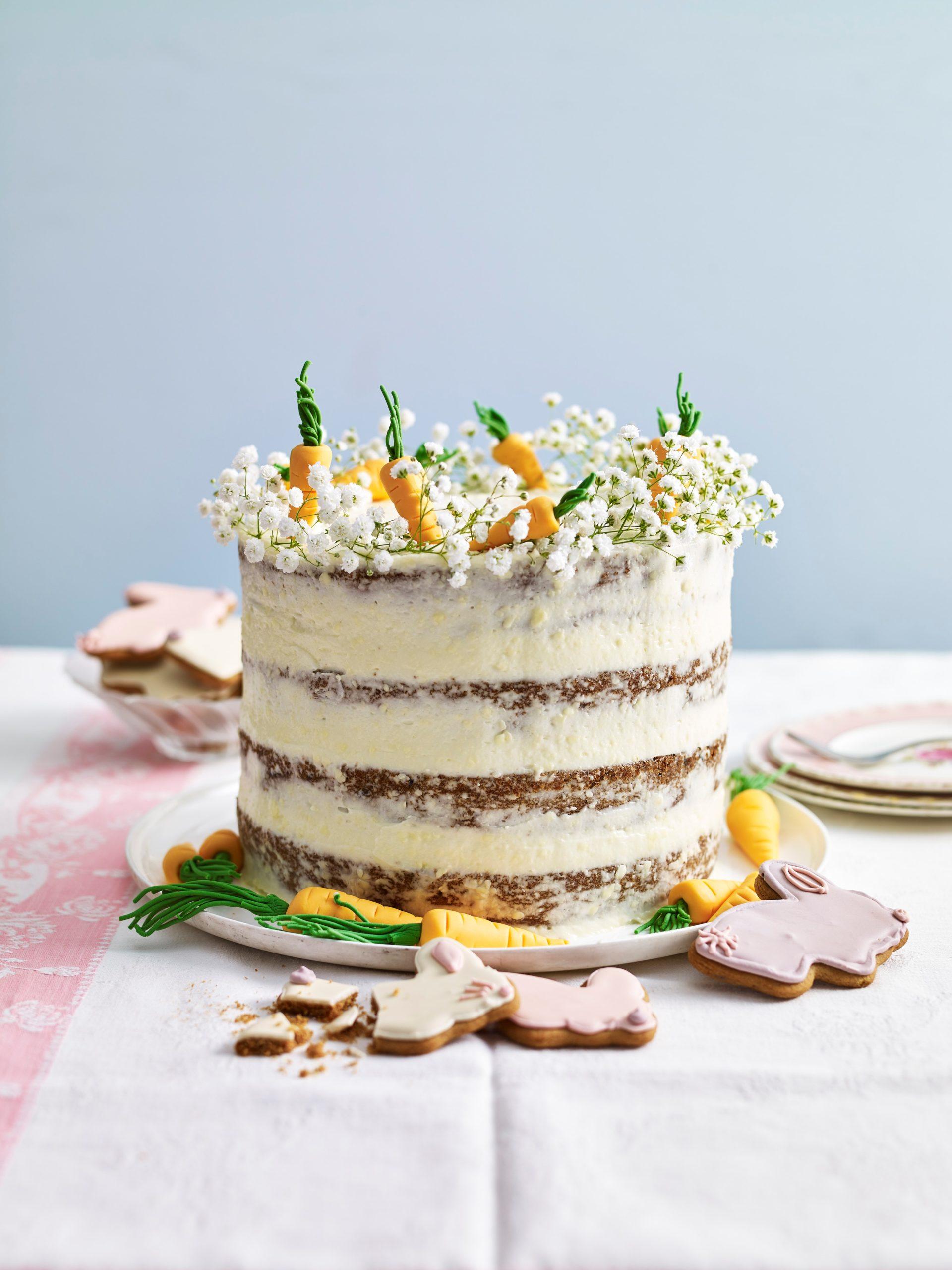 Gâteau de Pâques.