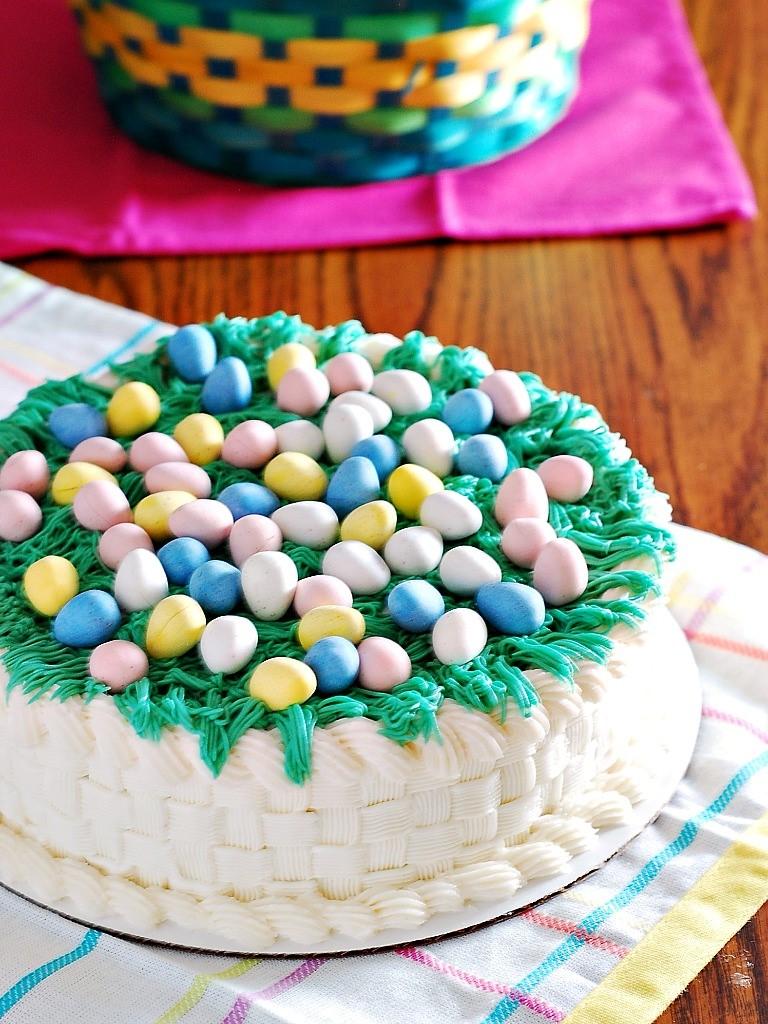 Gâteau pour Pâques.