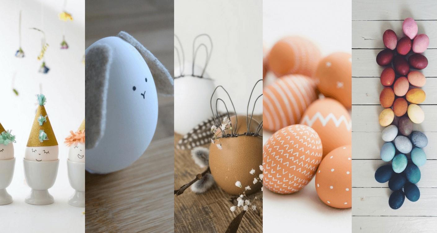 Idées de bricolage de Pâques créatives.