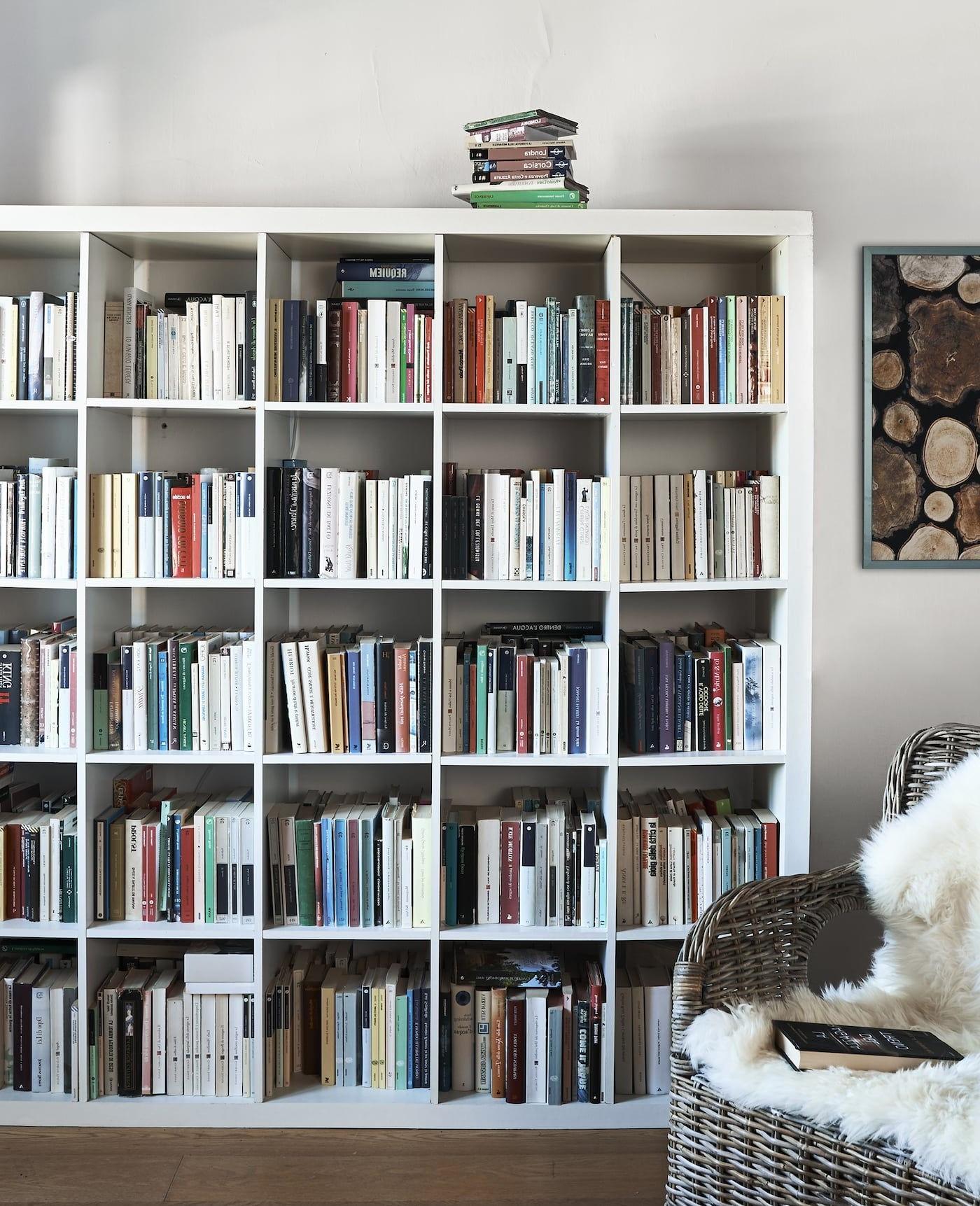 Bibliothèque bon marché pour votre maison.