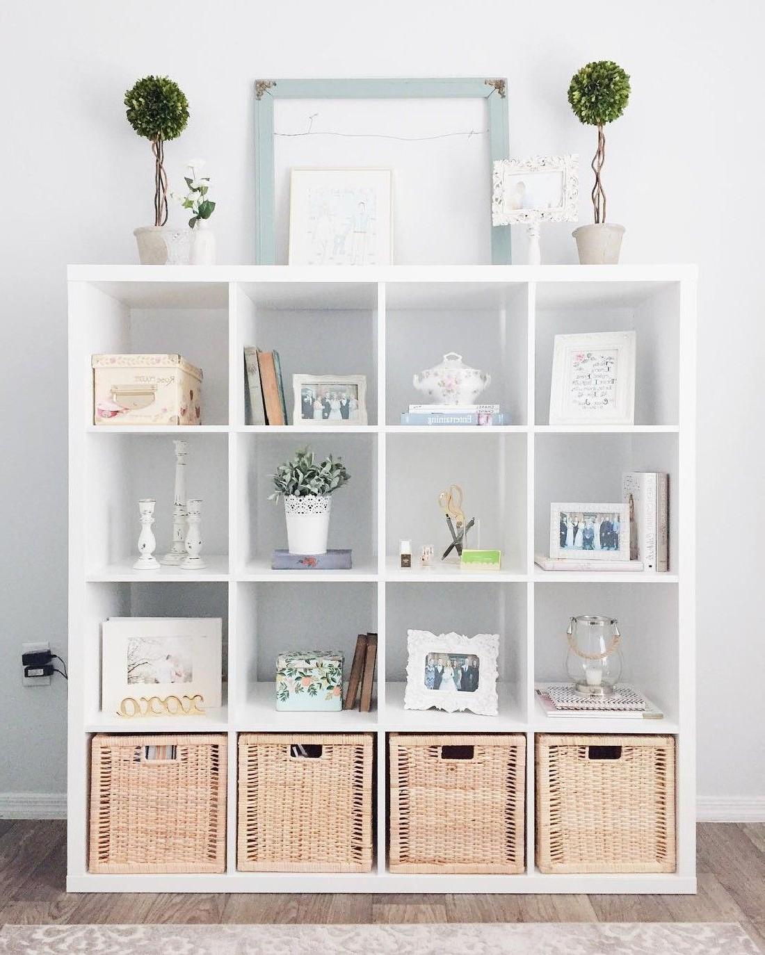 Ikea kallax - l'unité de stockage multifonctionnelle.