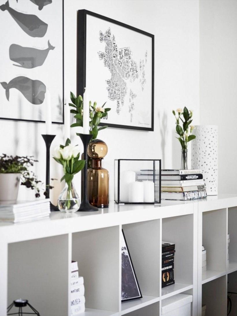 Ikea Kallax pour votre salon.