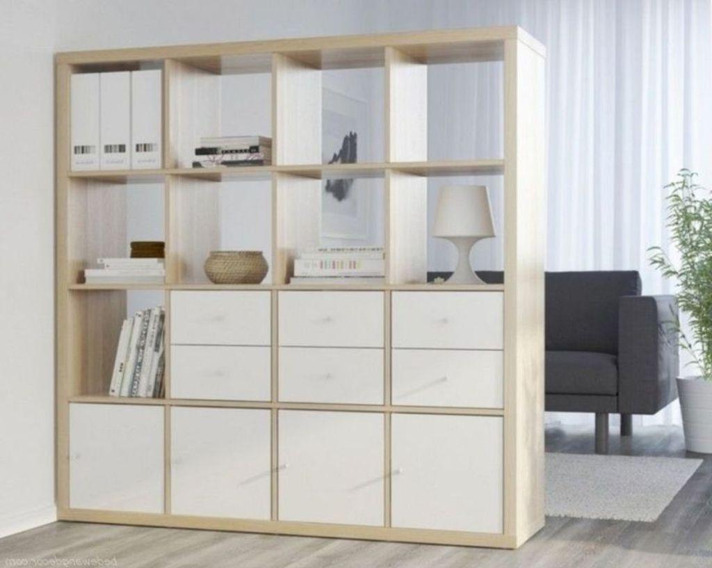 Ikea Kallax pour votre bureau.