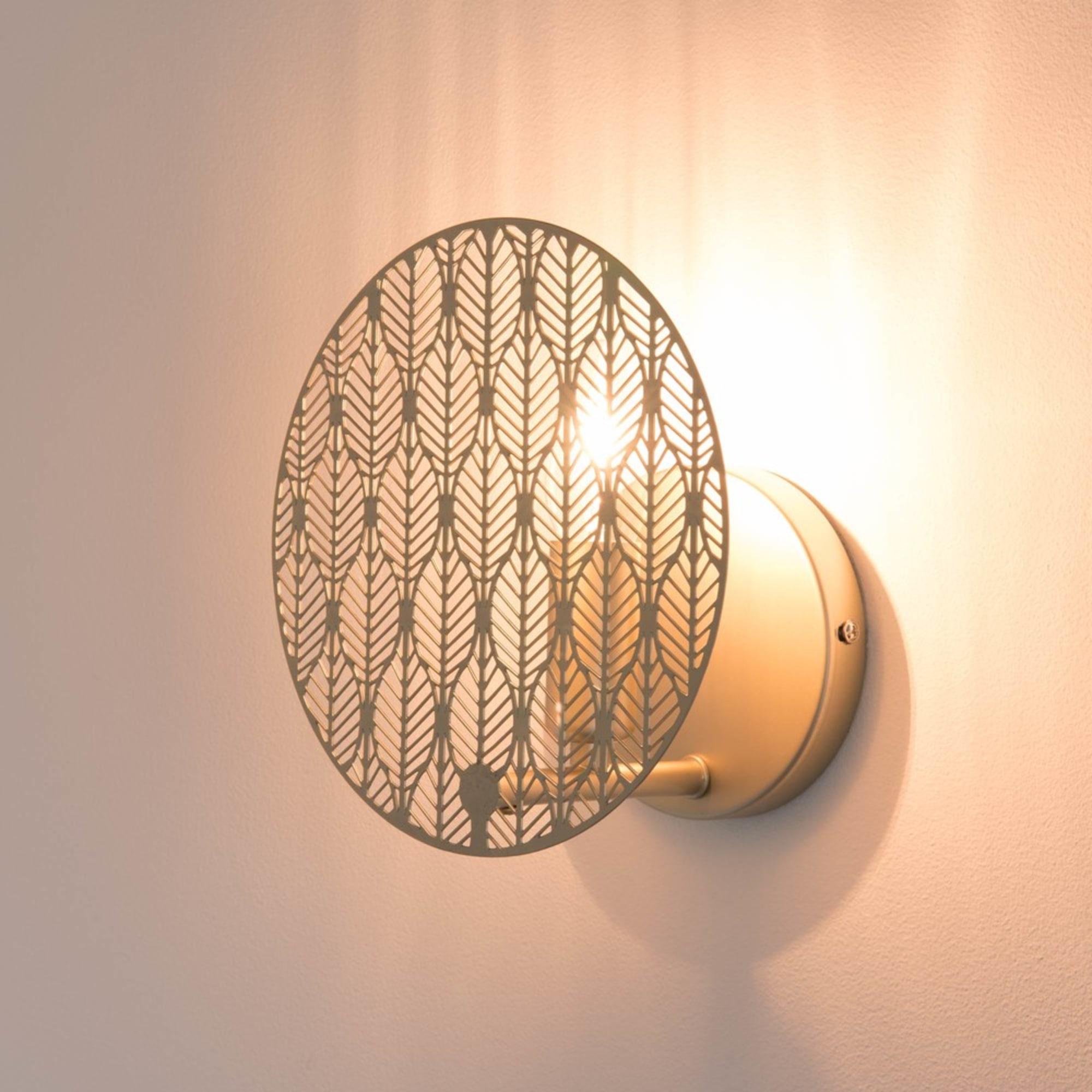 Luminaire Maison du monde - Applique en métal doré
