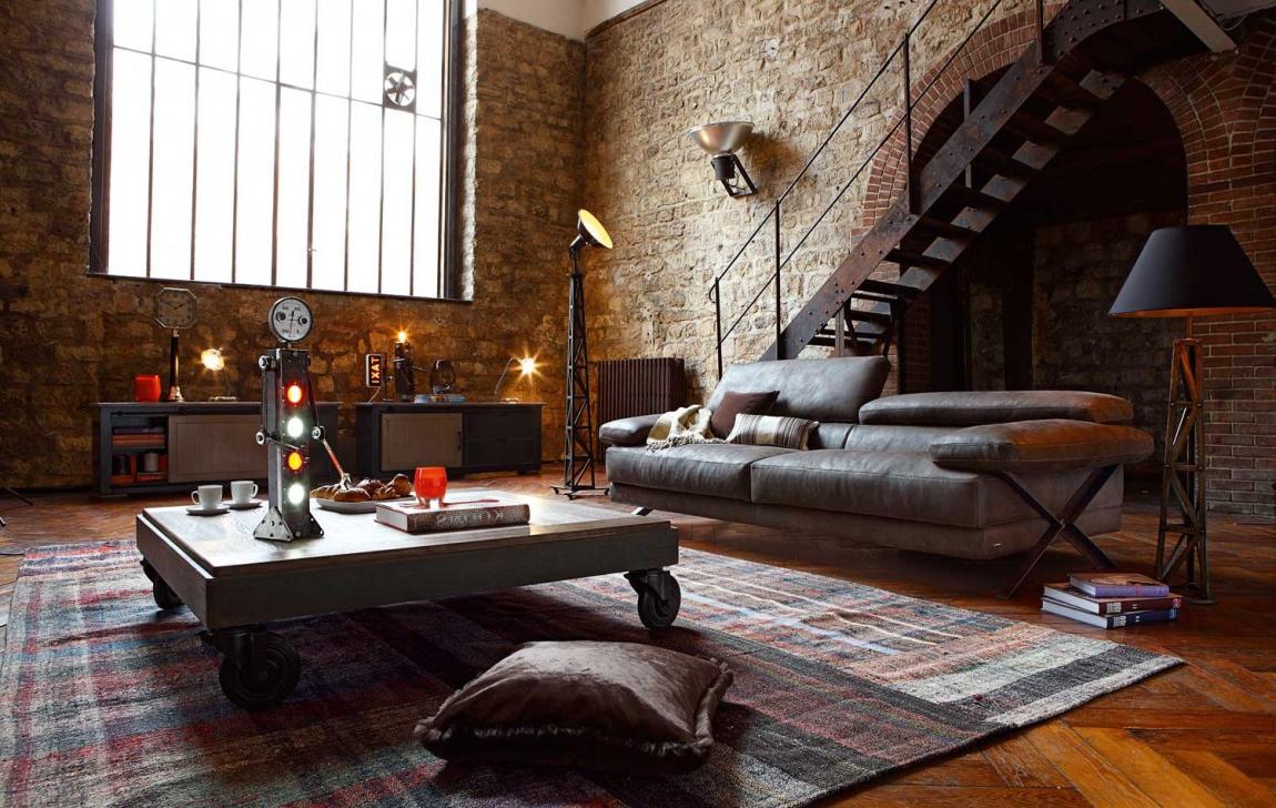 Maison avec design loft