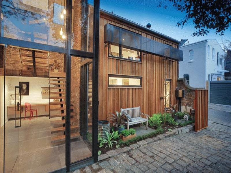 Maison loft moderne