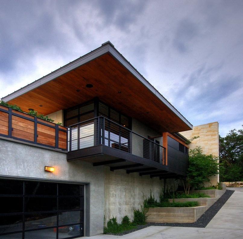 Maison individuelle moderne