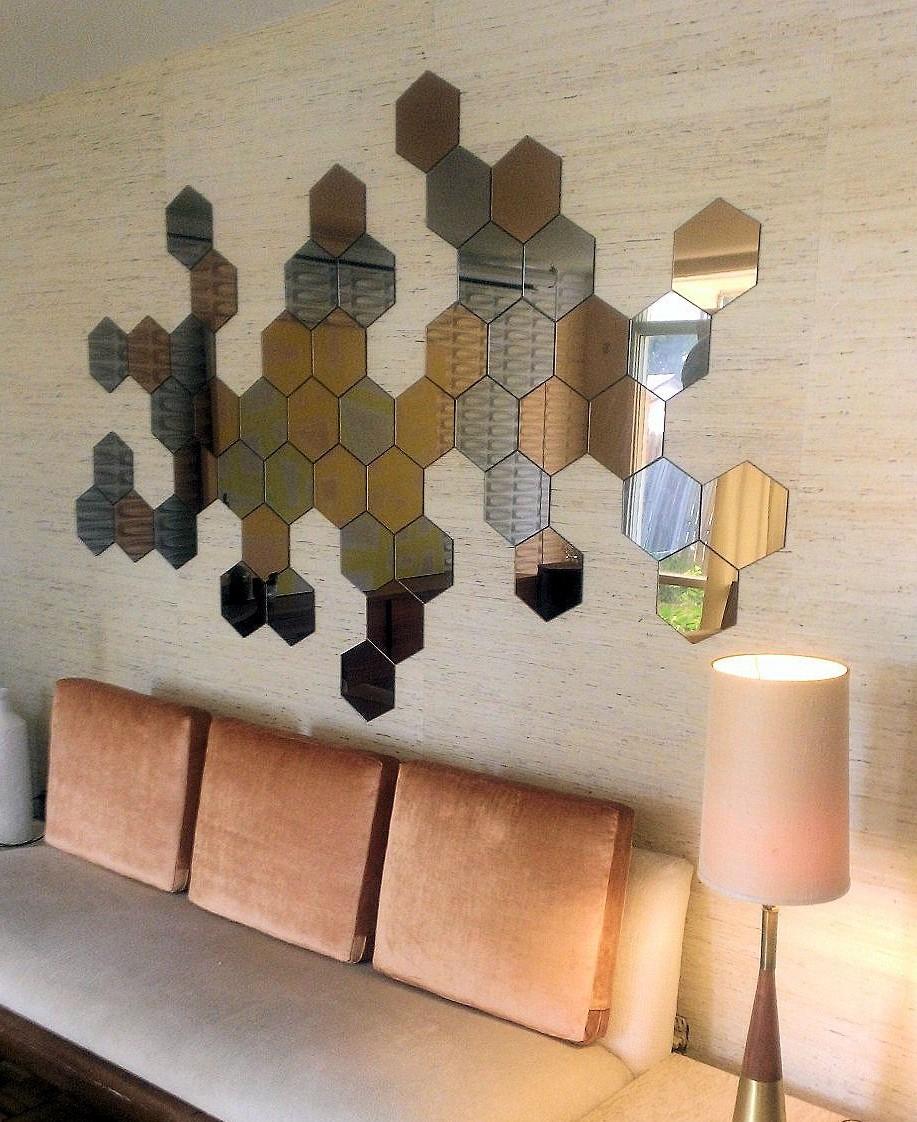 Hönefoss comme décoration murale pour votre salon.