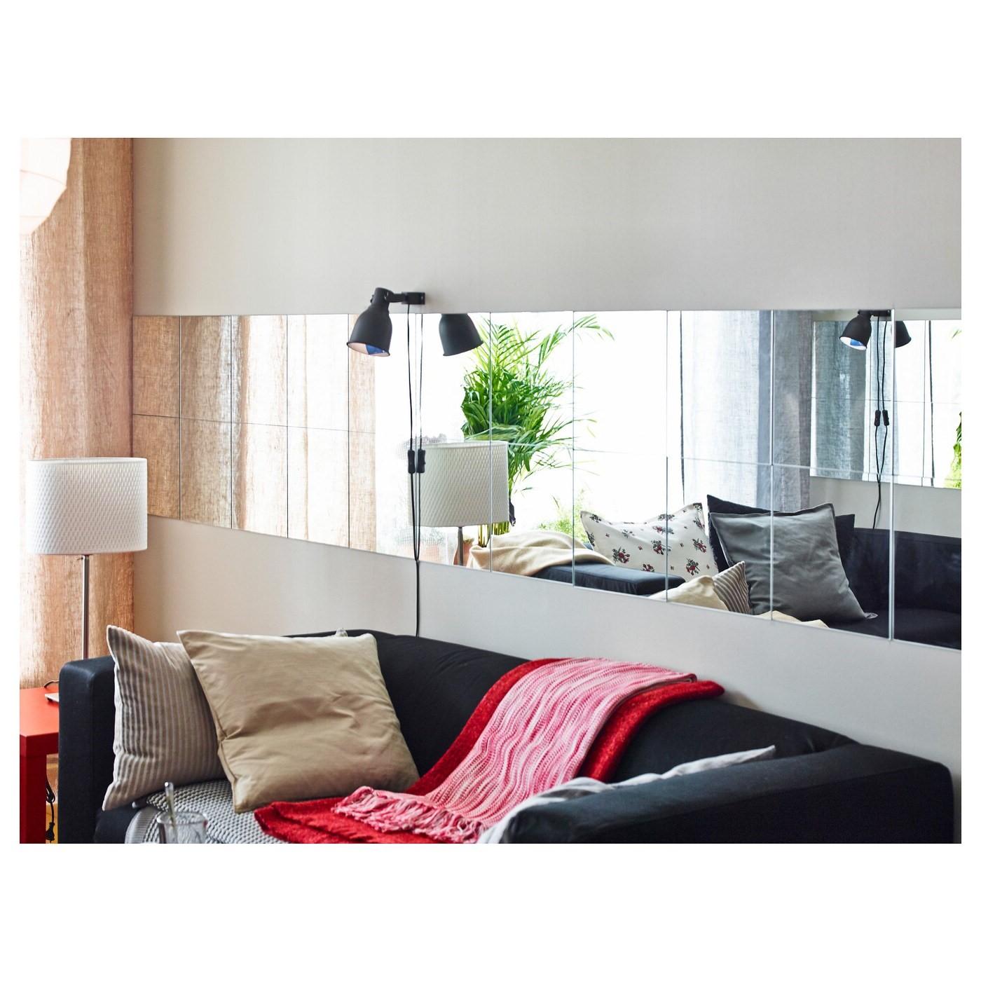 Miroir IKEA pour votre salon.