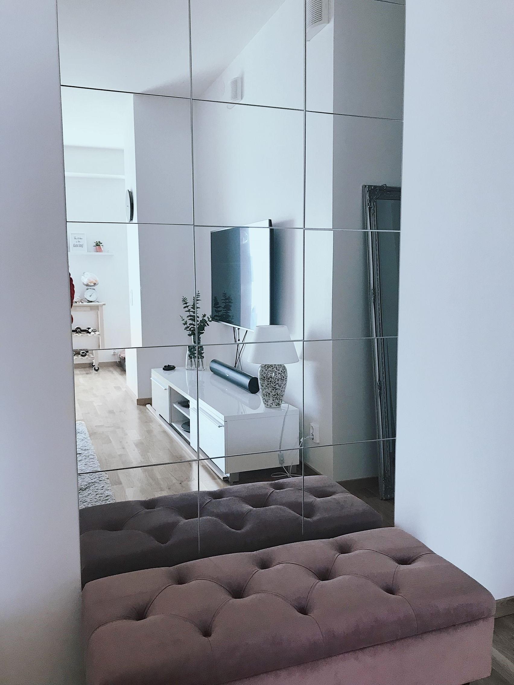 Miroir polyvalent et moderne.