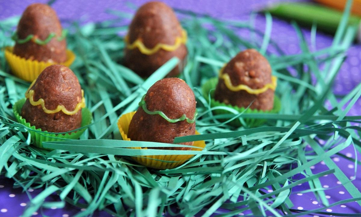 Biscuits de Pâques préférés avec décoration