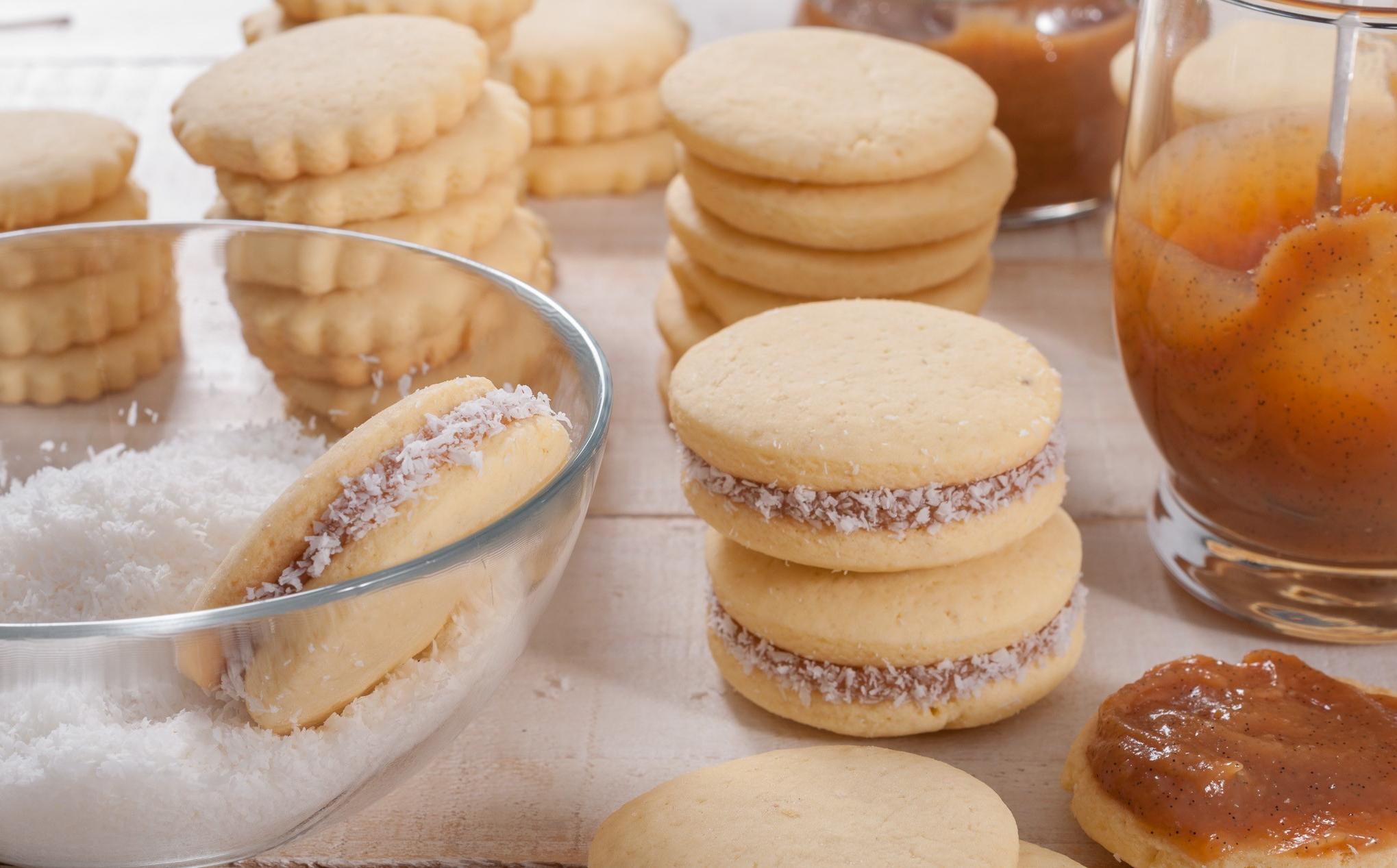 Recettes de biscuits de Pâques - sandwich
