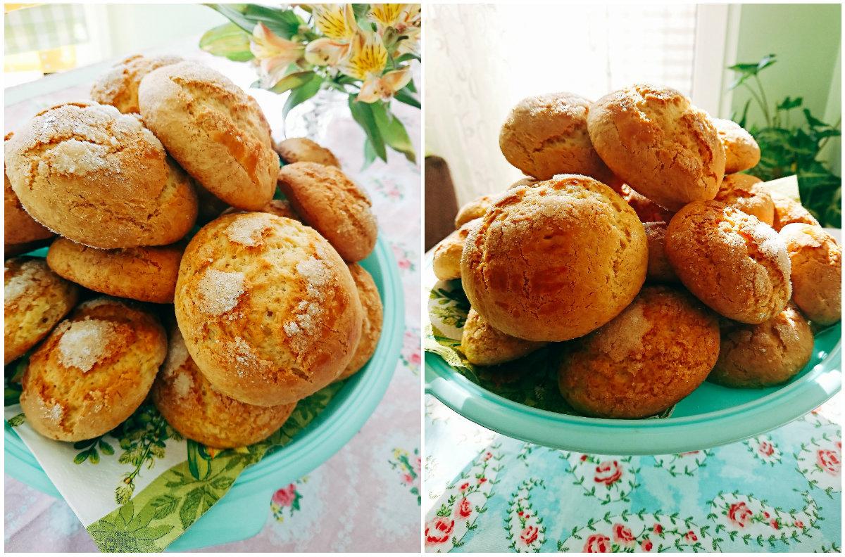 Recette de biscuits maison