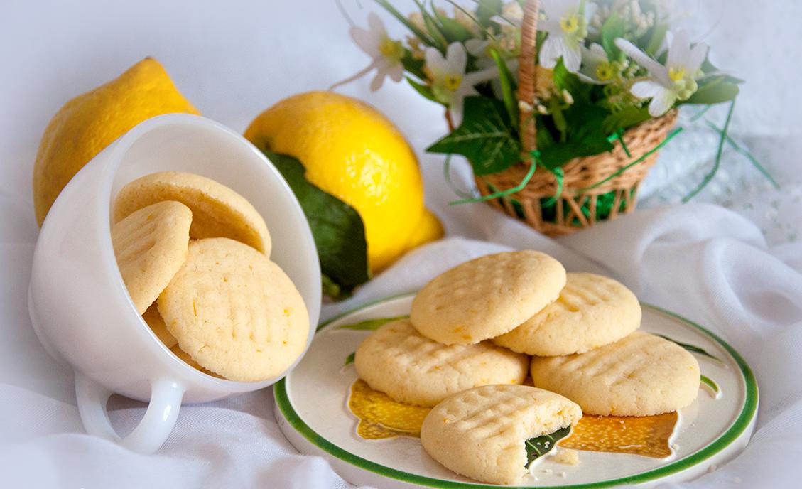 Recettes de biscuits au citron pour Pâques