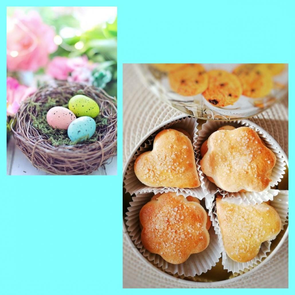 Recettes de biscuits classiques pour Pâques