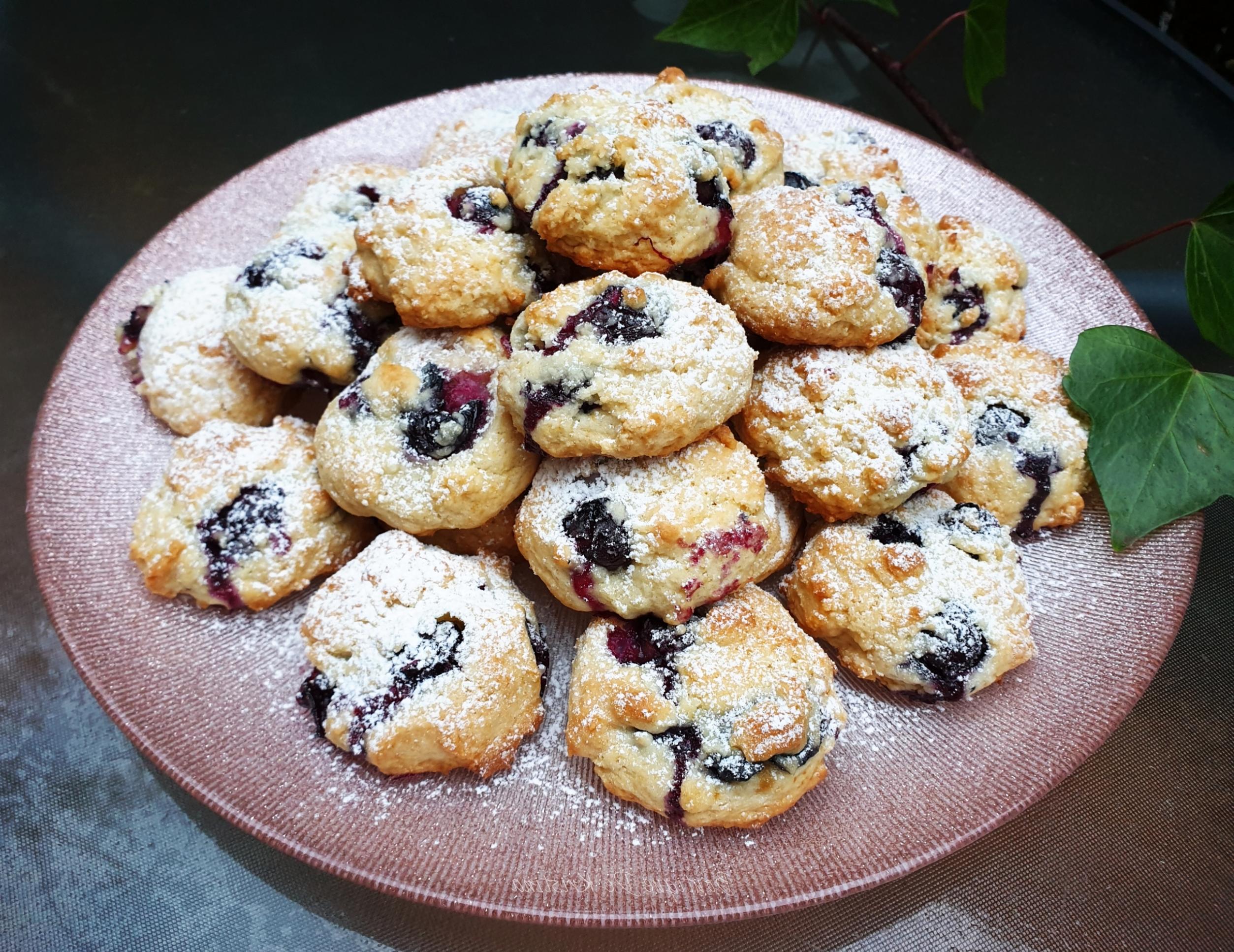 Recettes pour de délicieux biscuits aux cerises de Pâques