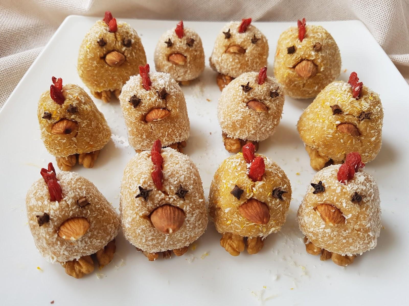 Recettes de biscuits de Pâques - Pouletс