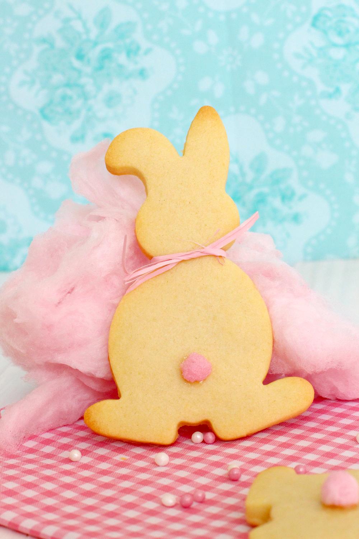 Une recette de biscuit sucré sans gras pour Pâques