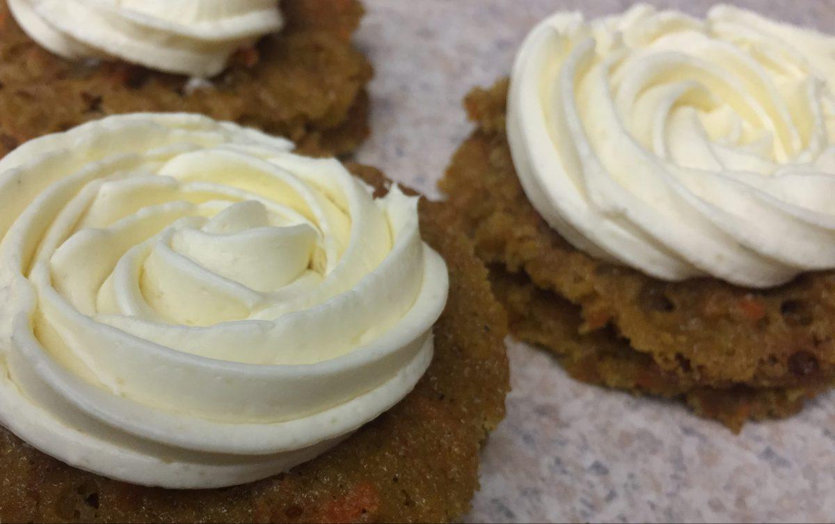 Recette de biscuits sucrés à la crème pour Pâques