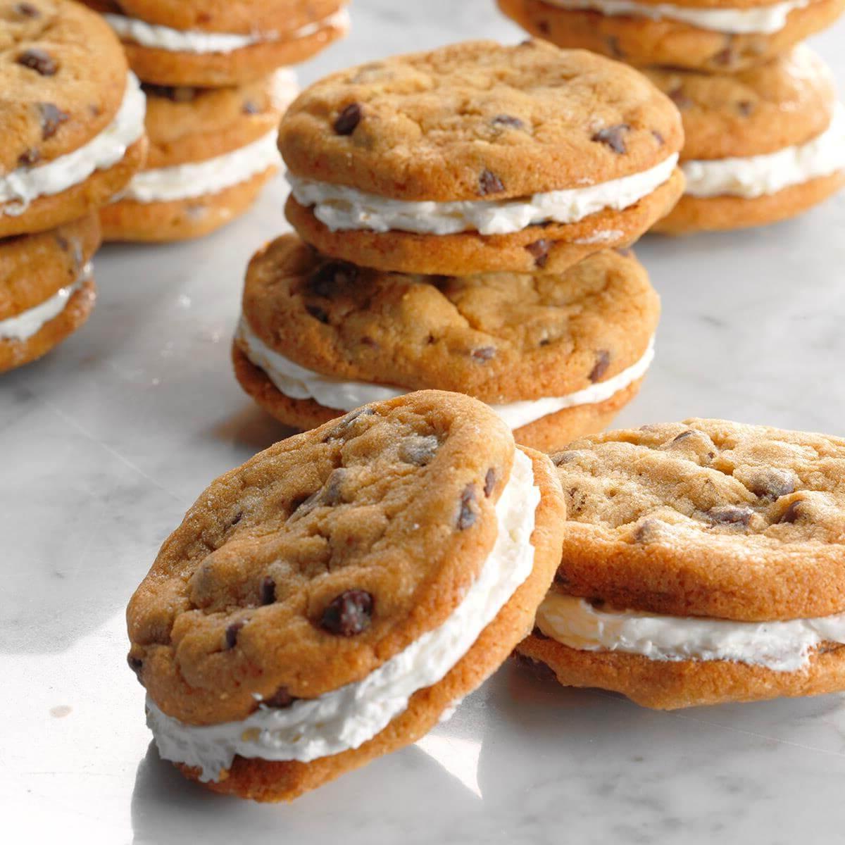Recette de biscuits aux raisins secs et de crème de Pâques