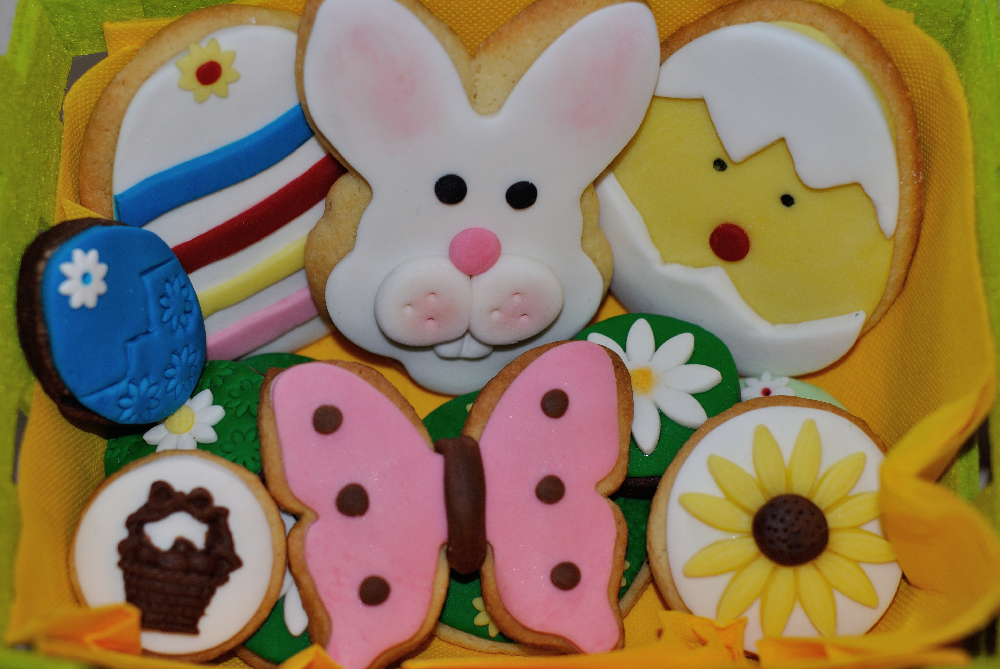 Recettes de biscuits fondants de Pâques