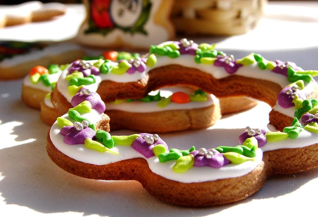 Recettes de gâteaux de Pâques avec décoration