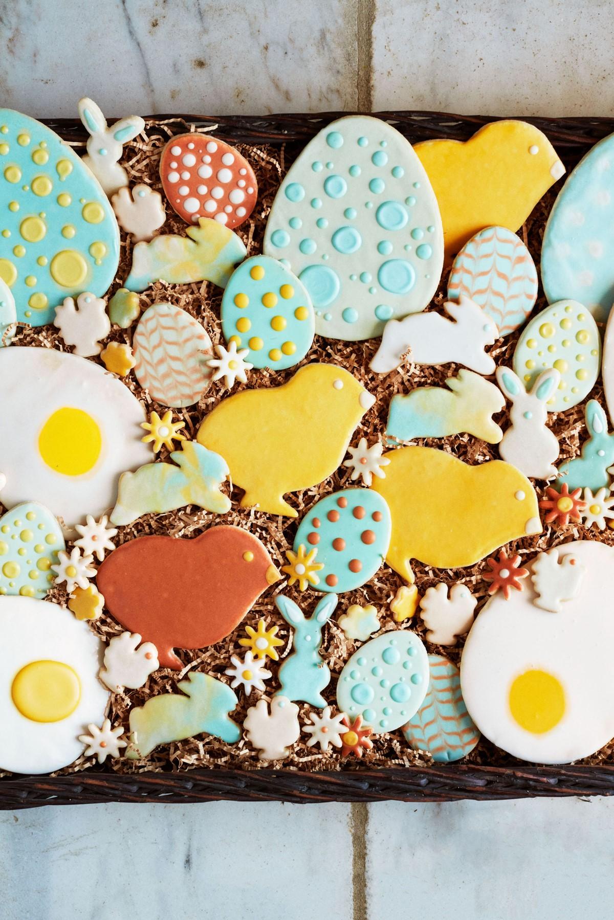 Biscuits de Pâques.