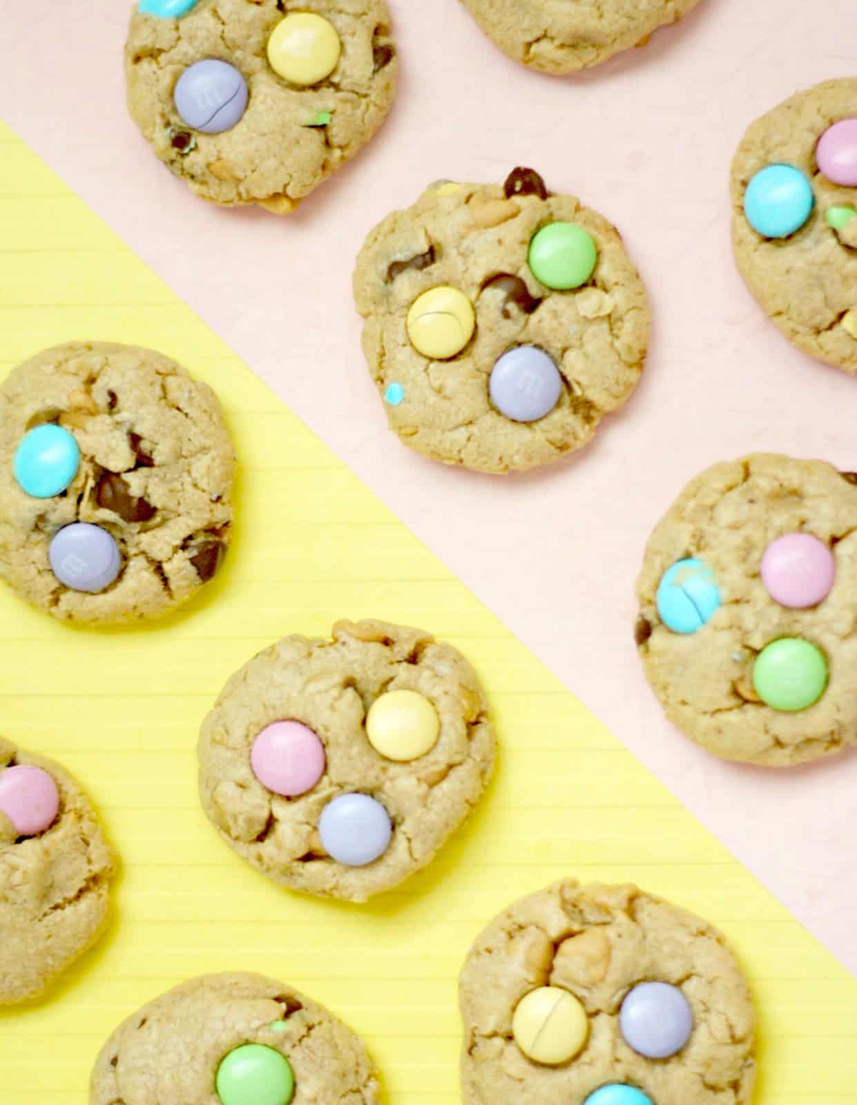 Cookies faciles à préparer.