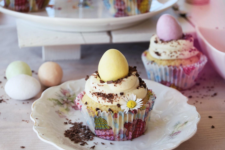Muffins de Pâques.