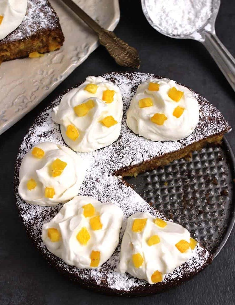 Recettes de Pâques: gâteau facile à préparer.