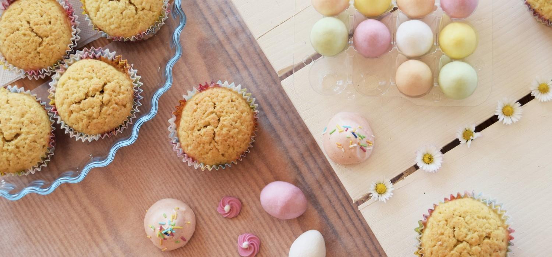 Délicieux muffins.