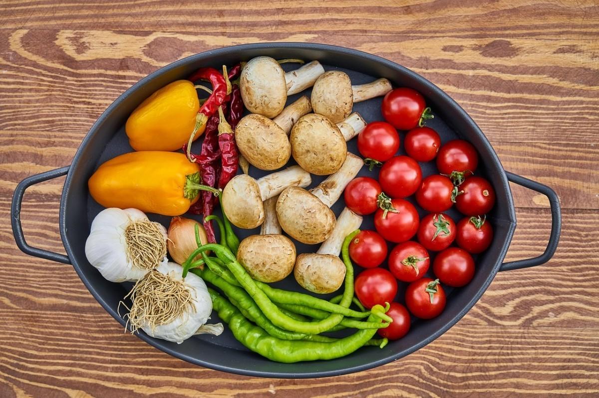 Renforcer le système immunitaire: consommez plus de légumes.