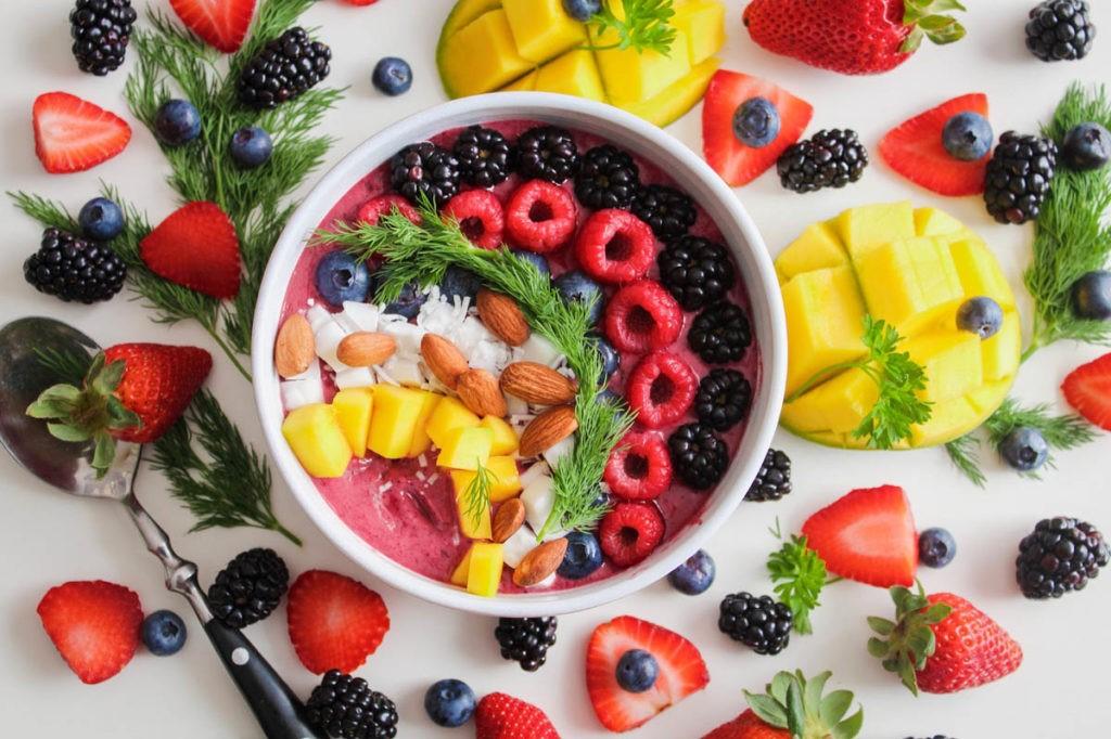 Augmentez votre consommation de fruits de saison.
