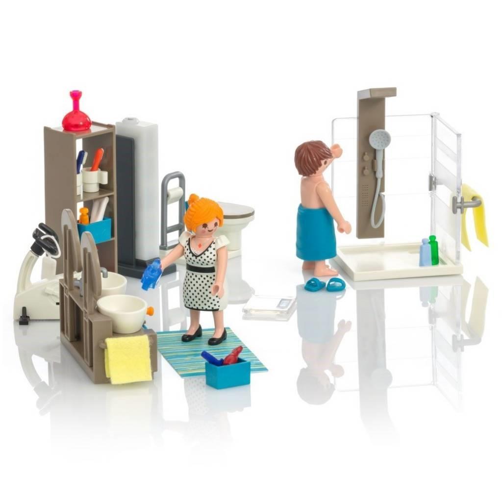 Ensemble de figurines pour les enfants.