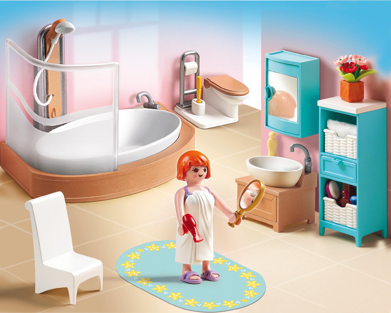 Selon les préférences de votre enfant, choisissez une salle de bain victorienne, royale ou vintage.