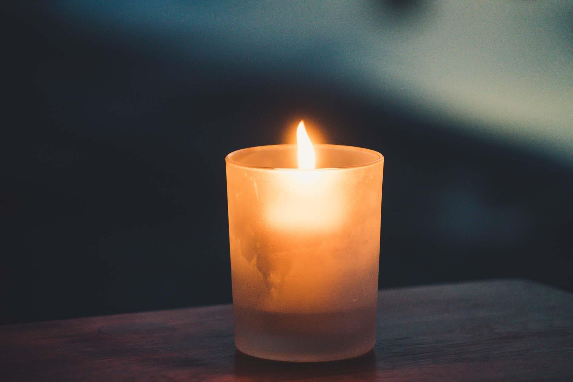 Les bougies sont une merveilleuse façon de marquer des célébrations importantes.