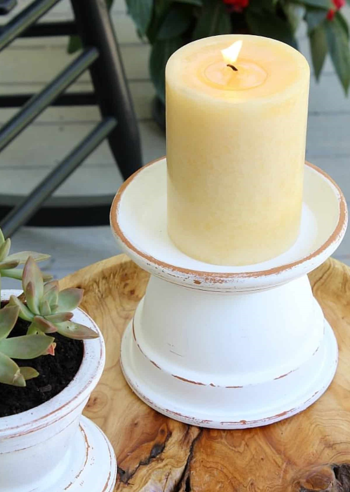 Les bougies sont très polyvalentes, viennent dans une variété de styles et ont fière allure dans chaque pièce.