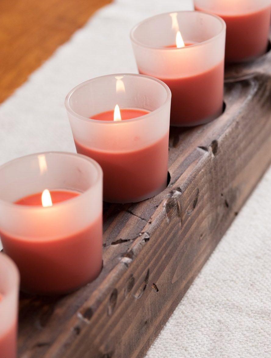 Les bougies correspondent directement à l'élément du feu, qui est vital pour le feng shui.