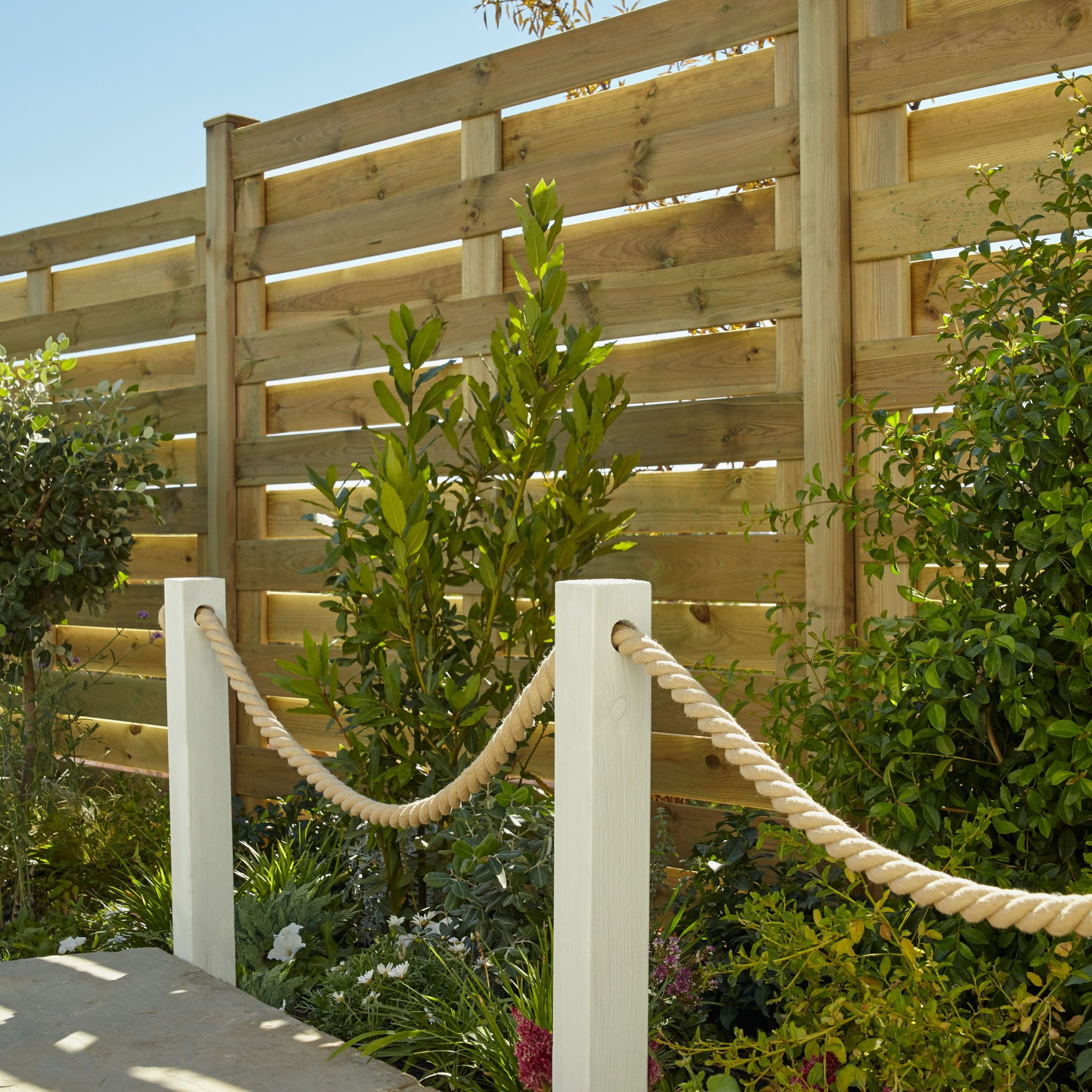 Solution bon marché pour votre jardin.