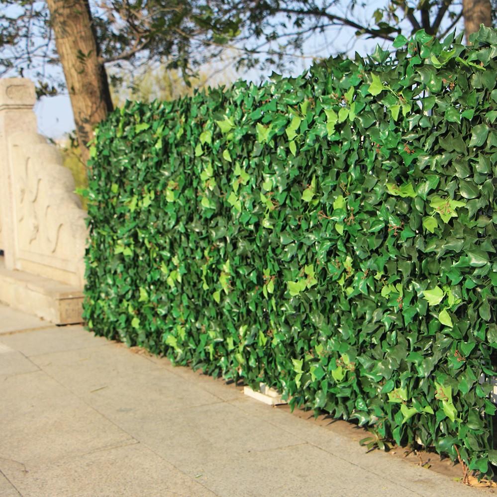 Haie artificiel pour votre jardin.