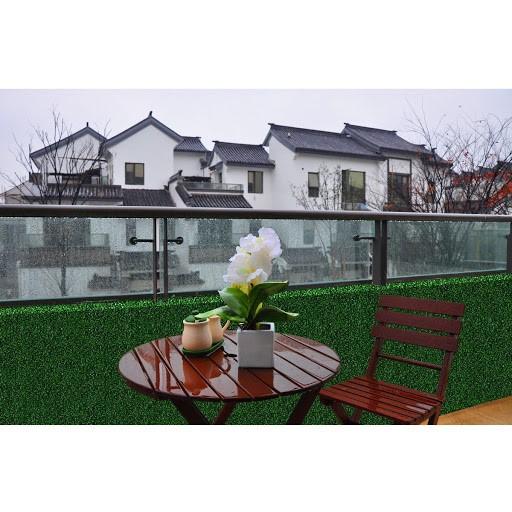 Brise-vent pour votre balcon.