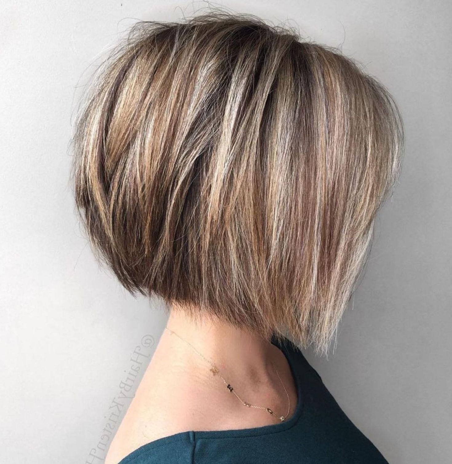 Nous esperons que vous avec aimé nos idées de coiffures courtes dégradées 2020!