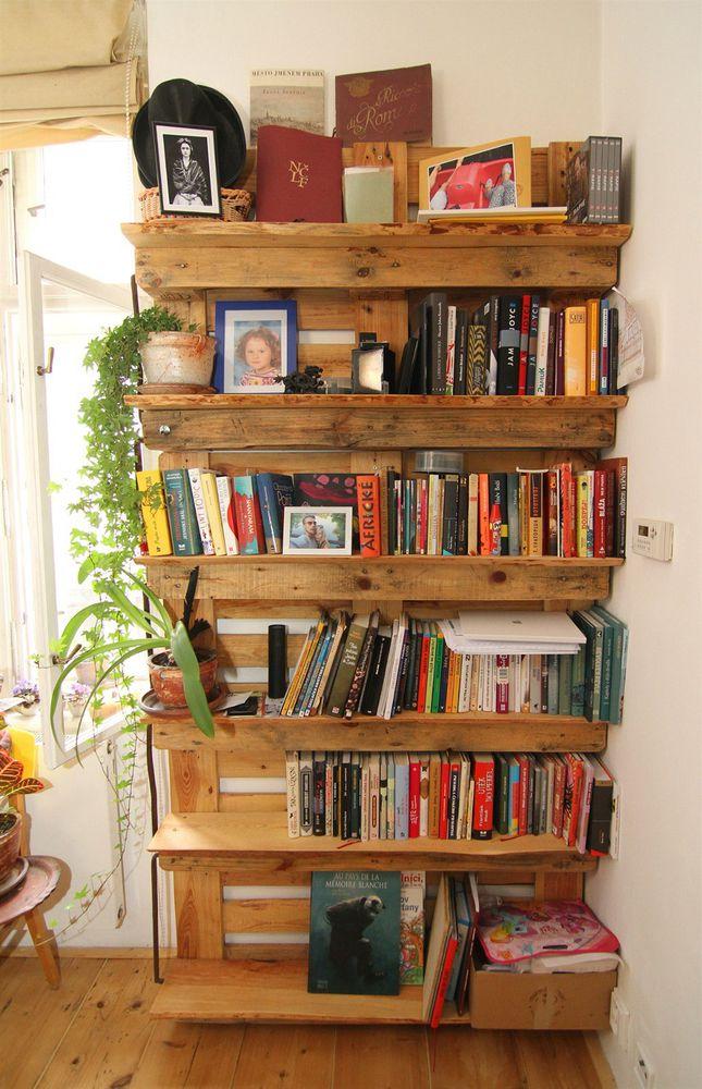 Bibliothèque bricolage pour votre maison.