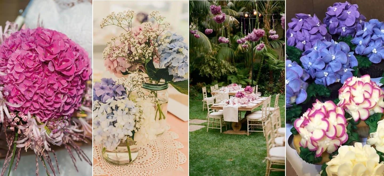 Idées de décoration florale.