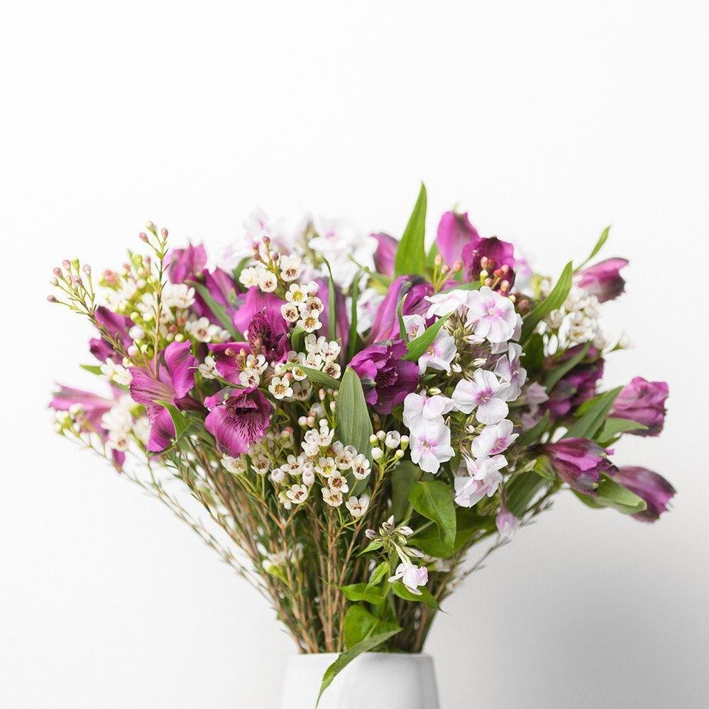 Fête des mères sur Pinterest: bouquet de ses fleurs préférées.