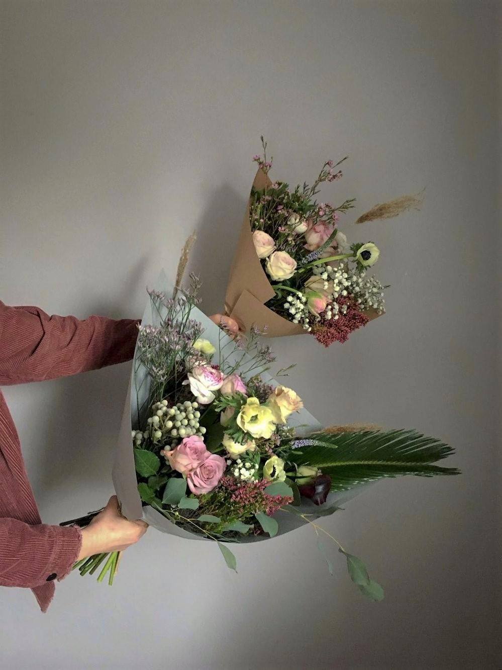 Bouquet spéctaculaire pour votre maman.